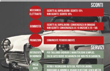 Autofficina Rischia, convenzione con Motorizzazione Civile di Roma